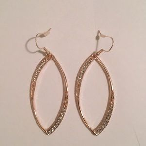 💕💕Anne Klein Gold Earrings